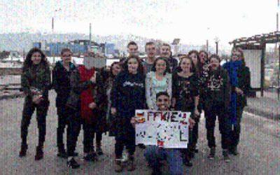 Projet ERASMUS – 4 élèves françaises en déplacement en Bulgarie pour la semaine