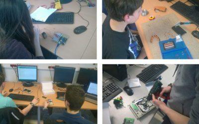 Déjà un an – Le club robotique du lycée !